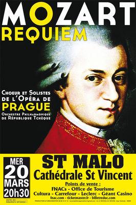 Requiem Mozart - Saint-Malo - 20mars2019