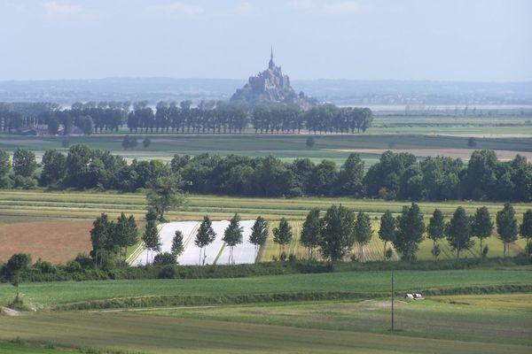 Roz sur couesnon - Circuit panoramique et circuit des polders photos 043