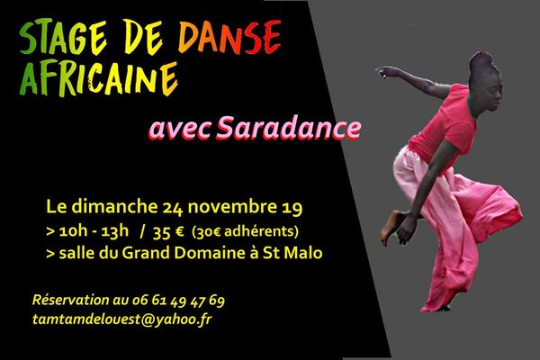 Stage danse africaine