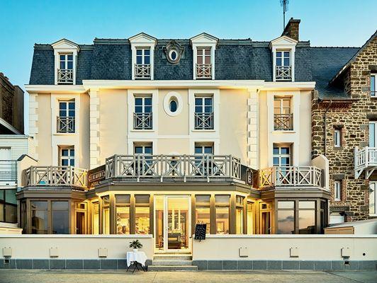 Hôtel - Le Beaufort - Saint-Malo