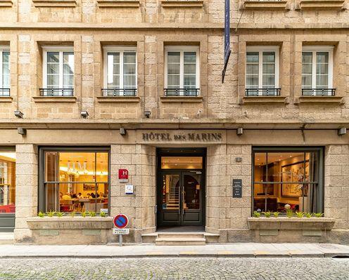 Hôtel des Marins à Saint-Malo