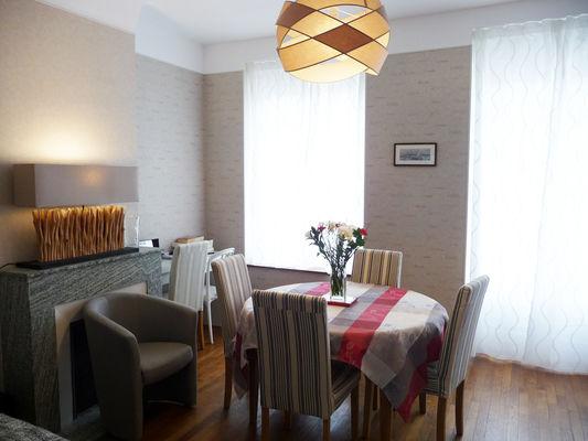 Salle à manger - Brionne - Saint-Malo
