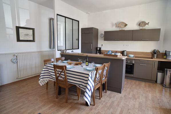 Salle à manger bis - Klotz - Saint-Malo