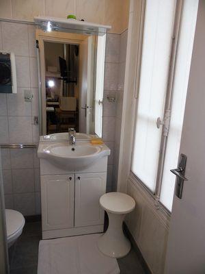 Salle d'eau - le Grappin - Résidence la Hoguette - Saint-Malo