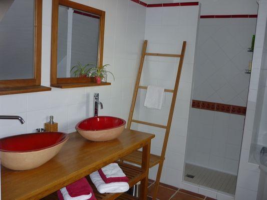Salle de bain - Verger Fleuri - Cancale