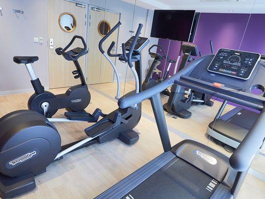 Salle de sport - Kyriad Prestige - saint-Malo