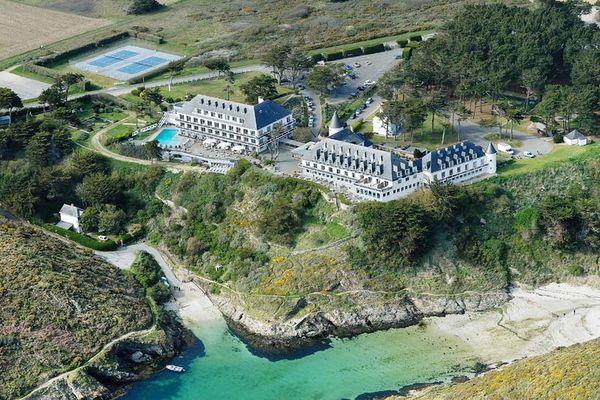 Thalasso Belle-Île-en-mer : Castel Clara