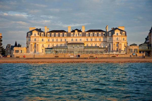 Thalasso Saint-Malo « Les Thermes Marins »