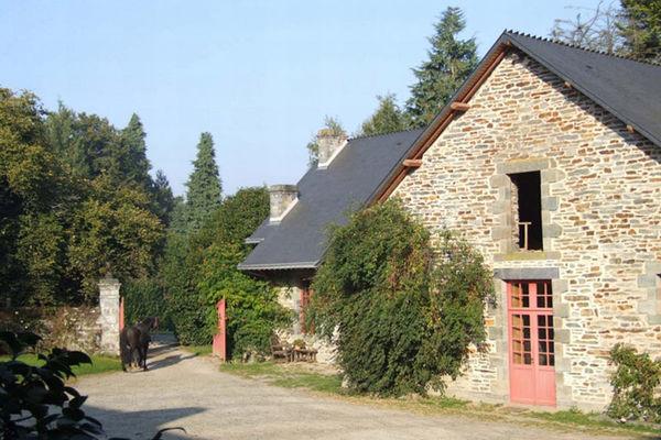 Cottage du Manoir de Trégaray