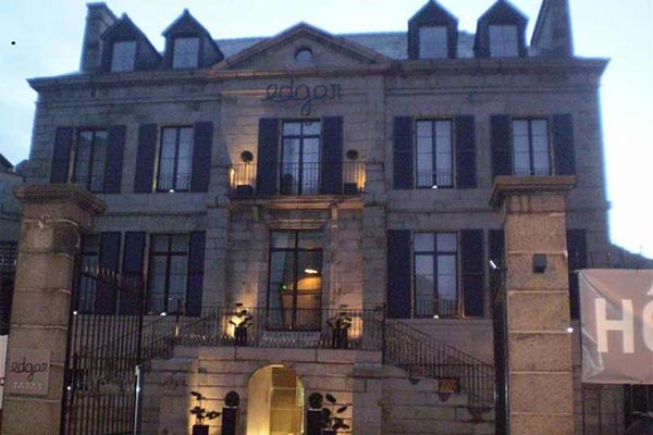 Hôtel Restaurant Edgar