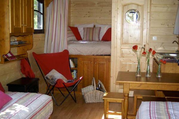 Camping Nature Le Bonheur Côté Pré