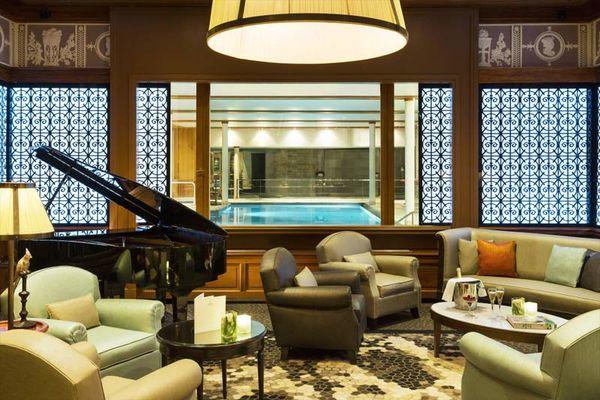 Thalasso La Baule « Le Royal » – Hôtel  & Spa