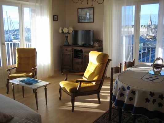 Séjour sur rempart - Hudin - Saint-Malo