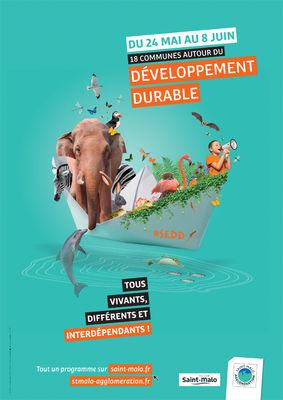 Semaine Développement Durable - Saint-Malo agglomération - 24maiau8juin2019