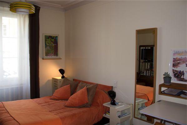 TABARY chambre 1 Saint Malo