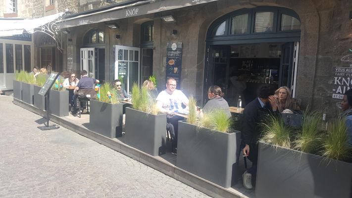 Terrasse - Knop & Compagnie - Saint-Malo