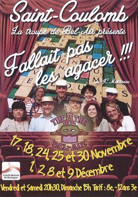 Théâtre de Bel Air 2018