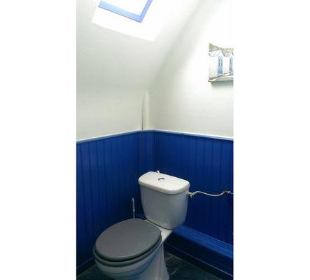 Toilettes - Bouillet Brigitte - Saint-Malo