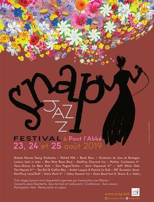 SNAP JAZZ FESTIVAL - PONT-L'ABBE - PAYS BIGOUDEN SUD