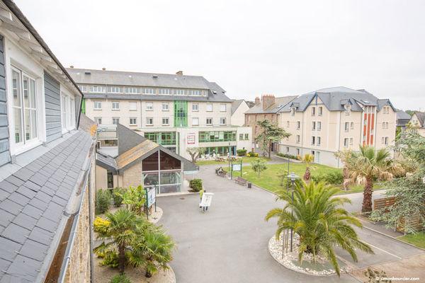 Ethic étapes Auberge de jeunesse de Saint-Malo, Centre Patrick Varangot