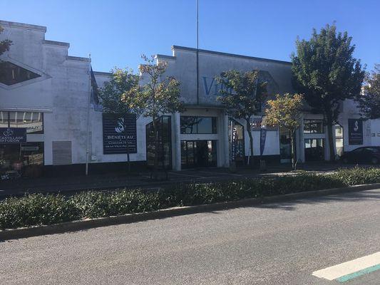 La Ville Audrain - Commerces - Saint-Malo