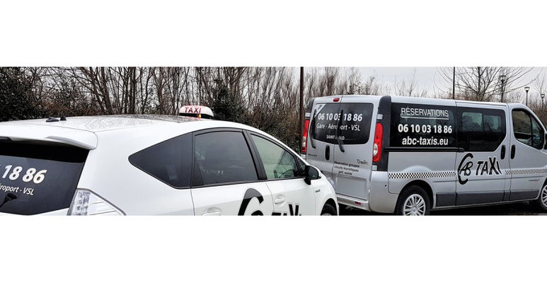 Véhicules - ABC Taxis - Saint-Malo