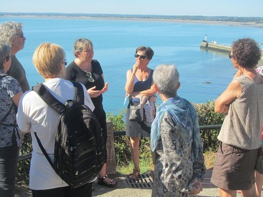 Visite guidée de Cancale