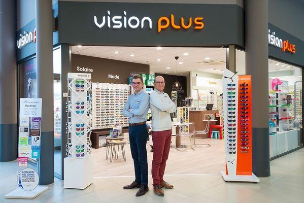 Vision Plus - Opticien - Cancale