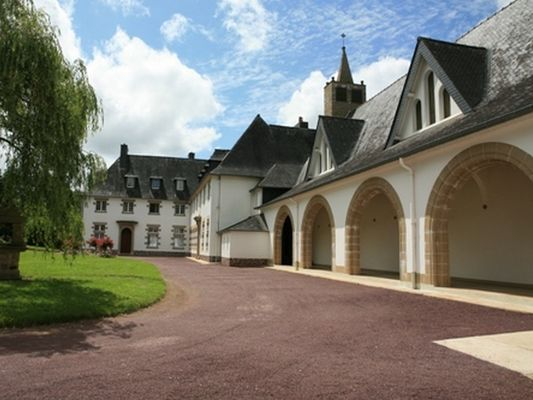 Abbaye la Joie Notre Dame