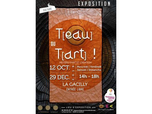 Exposition La Passerelle La Gacilly Brocéliande