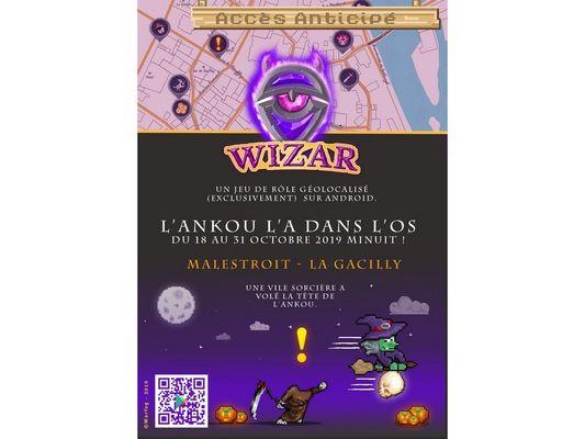 wizar Destination Brocéliande
