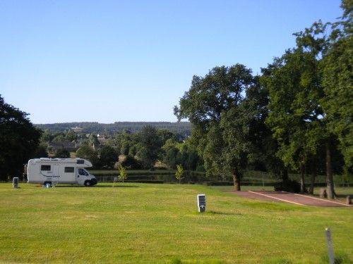 Camping de Concoret
