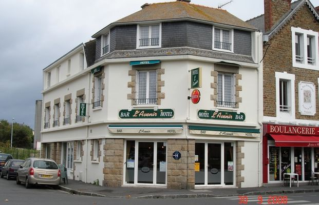 Hôtel l'avenir Saint Malo