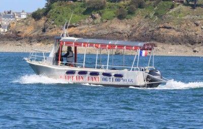 Captain Taxi Dinard - Bateau