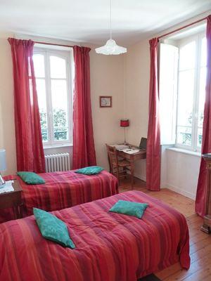chambre 2 - villa Plaisir Saint-Malo