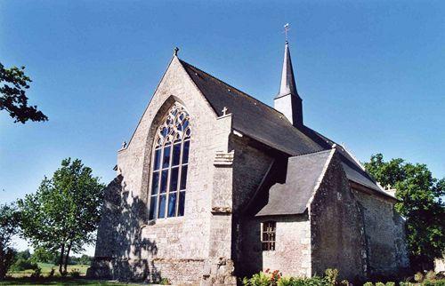 Chapelle St-Maudé