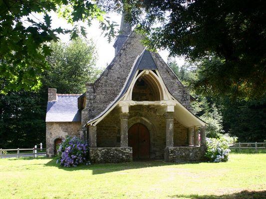 chapelle de la Riaye