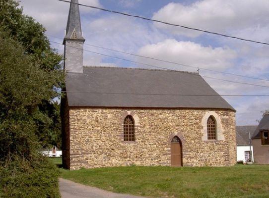 chapelle-st-laurent - Campénéac - Morbihan