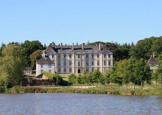 chateau Loyat - Brocéliande - Bretagne