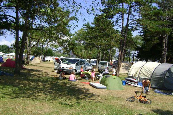 Camping Municipal du Lannic