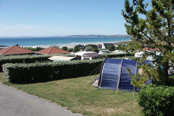 Camping de l'Iroise
