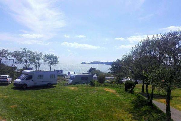 Camping Municipal de Portez