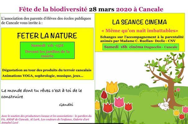 fete de la biodiversité28mars
