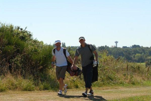 GAEA Golf de Lancieux - Golfeurs