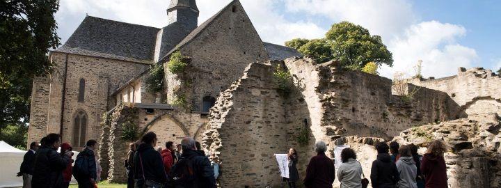 Journée européenne du Patrimoine à l'abbaye du Relec