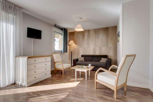 Résidence Hôtelière Les Ormes Domaine & Resort
