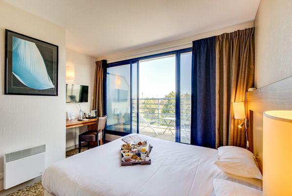 BRIT HOTEL Le Transat - Saint-Malo