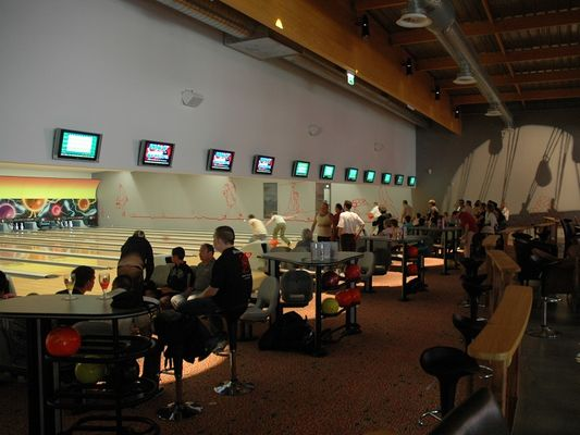 bowling - pistes et bar - Ploërmel - Morbihan