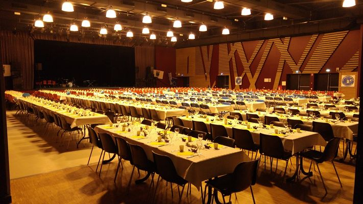 Le Phare - Salle de spectacle - réceptions - Saint-Coulomb