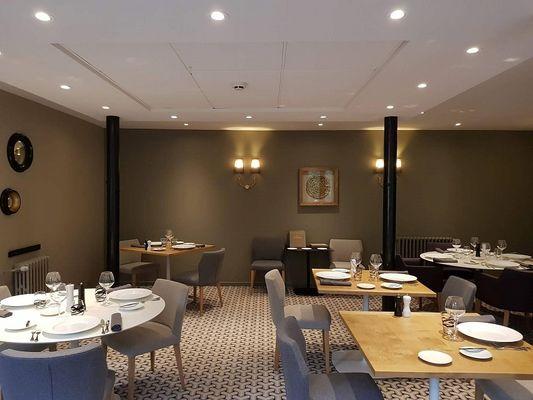 restaurant - moderne - gastronomique - le Cobh - Ploërmel - Morbihan